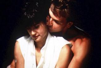 Patrick Swayze et Demi Moore dans Ghost